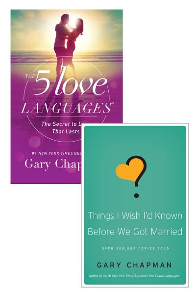 Download The 5 Love Languages Things I Wish I d Known Before We Got Married Set Book