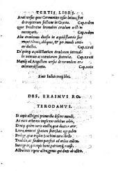 Institutiones Astronomicae ternis libris contentae. cum annostationibus