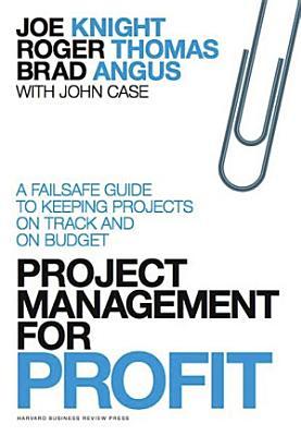 Project Management for Profit