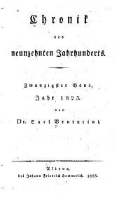 Chronik des neunzehnten Jahrhunderts: Band 20