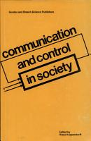 Communication and Control in Society PDF