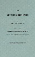 The Kentucky Housewife PDF