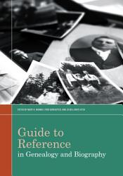 Guide to Reference in Genealogy and Biography PDF