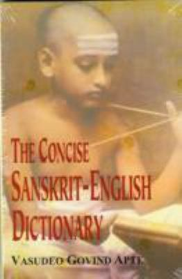 The Concise Sanskrit English Dictionary PDF