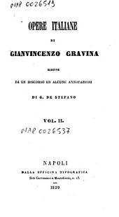 Opere italiane: Volume 2