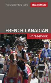 French Canadian Phrasebook