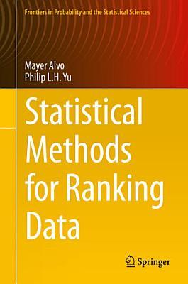 Statistical Methods for Ranking Data