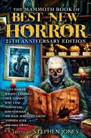 The Mammoth Book of Best New Horror 25 PDF