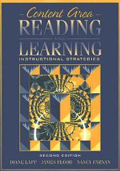 Content Area Reading And Learning Book PDF