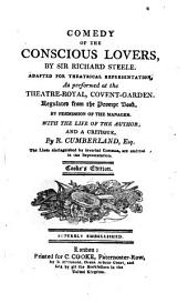 Comedy of the Conscious Lovers with the Life of the Authors and a Critique by Richard Cumberland: Volume 5
