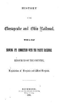 History of the Chesapeake and Ohio Railroad PDF