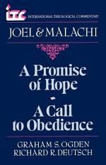 A Promise of Hope-- a Call to Obedience