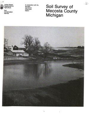Soil Survey of Mecosta County  Michigan