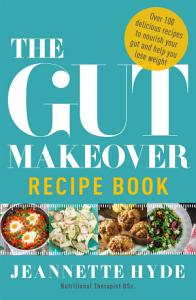 The Gut Makeover Recipe Book Book