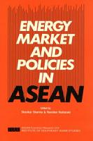 Energy Market and Policies in ASEAN PDF