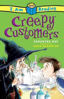 I Am Reading Creepy Customers PDF