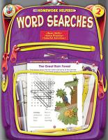 Word Searches  Grade 2 PDF