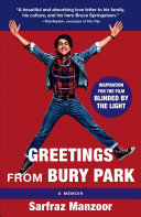 Blinded By The Light Greetings From Bury Park Movie Tie In  Book PDF