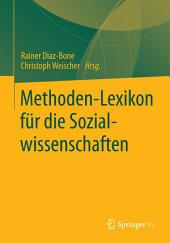 Methoden-Lexikon für die Sozialwissenschaften