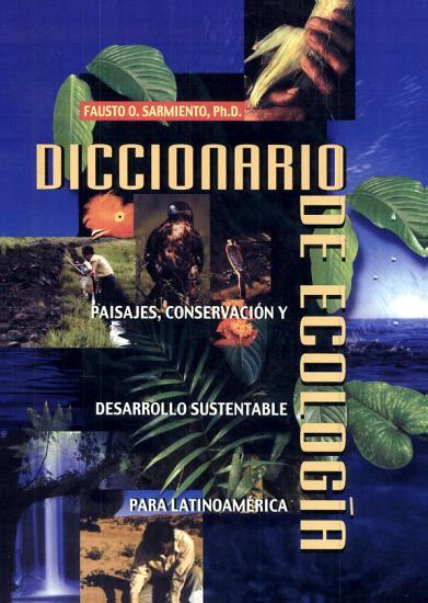Diccionario de ecolog  a PDF
