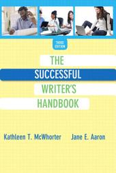 Successful Writer's Handbook, The,: Edition 3