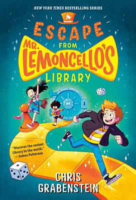 Escape from Mr  Lemoncello s Library