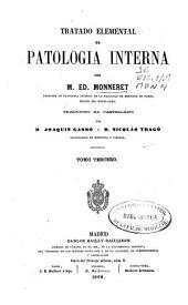 Tratado elemental de patología interna: Volumen 3
