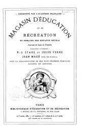 Magasin d'éducation et de récréation: journal de toute la famille