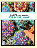 Rock Painting Mandala Exercise Book
