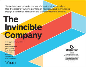The Invincible Company Book
