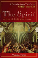 The Spirit  Giver of Life and Love PDF