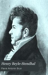 Henry Beyle-Stendhal