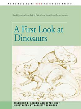 A First Look at Dinosaurs PDF