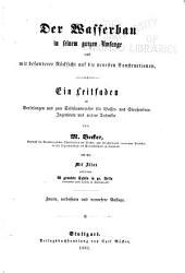 Handbuch der ingenieur-wissenschaft ...