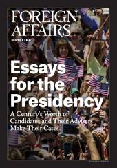 Essays for the Presidency