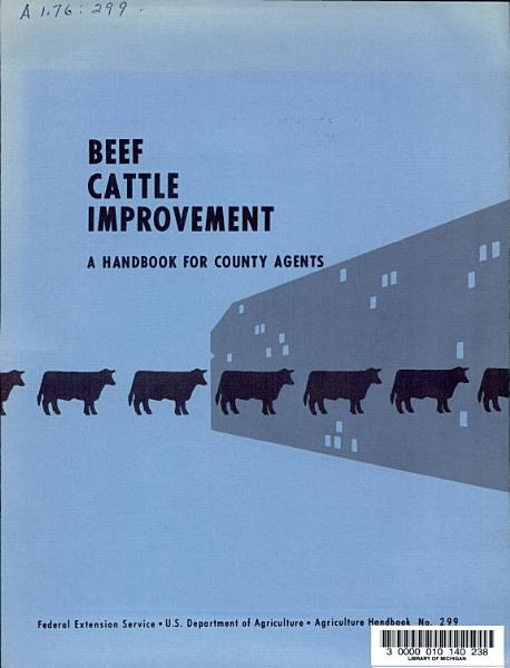 Beef Cattle Improvement PDF