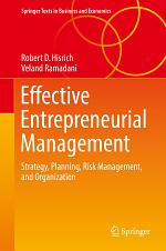 Effective Entrepreneurial Management
