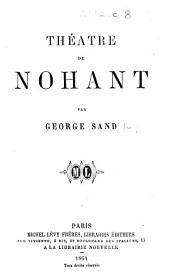 Théâtre de Nohant, par George Sand