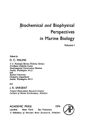 Biochemical and Biophysical Perspectives in Marine Biology PDF