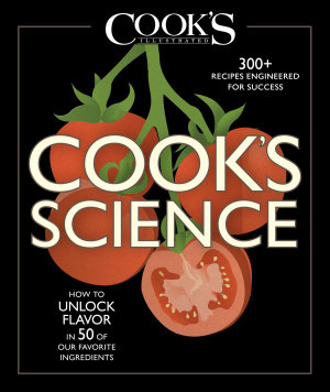 Cook s Science