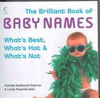 The Baby Name Book PDF