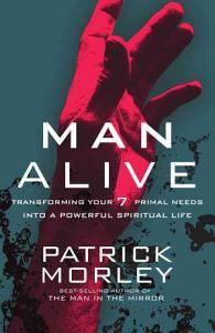 Man Alive Book