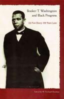 Booker T  Washington and Black Progress Book