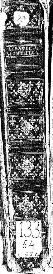 D.O.M.A. Alchymia Andreae Libavii, recognita, emendata et aucta ...: tum Commentario medico physico chymico ...