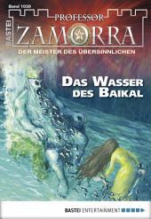 Professor Zamorra - Folge 1039: Die Wasser des Baikal
