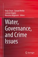 Water  Governance  and Crime Issues PDF
