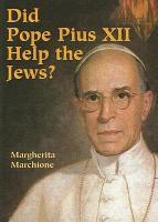 Did Pope Pius XII Help the Jews  PDF