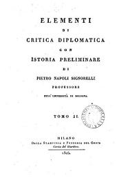 Elementi Di Critica Diplomatica, Con Istoria Preliminare: Volume 4