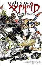 Tales of Xyphoid Volume 2 Hardcover