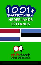 1001+ Basiszinnen Nederlands - Estlands